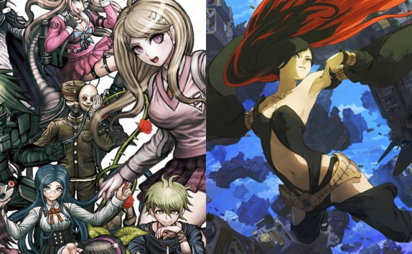Danganronpa V3: Killing Harmony Gravity Rush 2