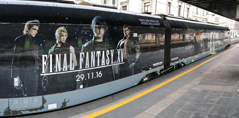 FINAL FANTASY XV - Malpensa Express