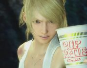 FINAL FANTASY XV Nissin Food