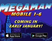 Mega Man Mobile: non sarà più possibile acquistare i sei capitoli del franchise