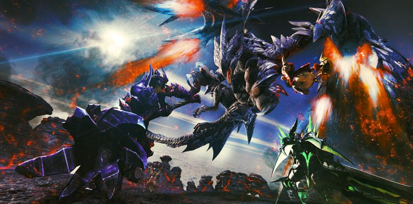 Monster Hunter XX / Monster Hunter XX per Switch