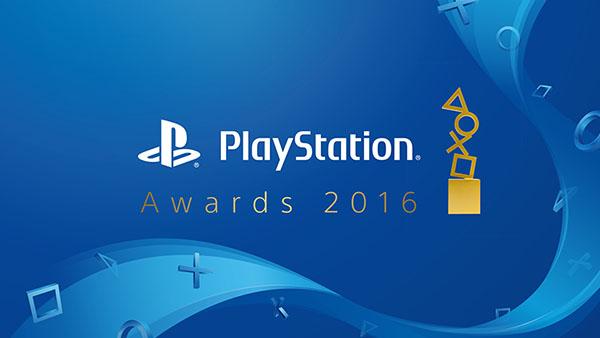 PlayStation Awards 2016