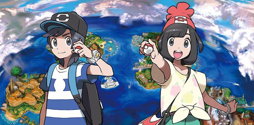 Pokémon Sole e Pokémon Luna - Recensione