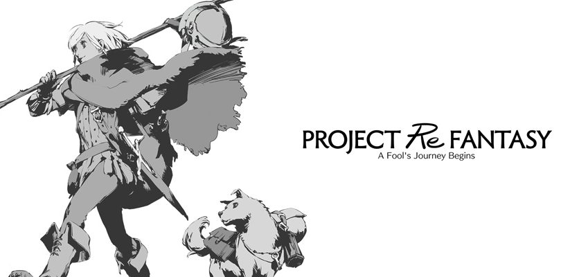 Project Re Fantasy: concept video e informazioni su Studio Zero