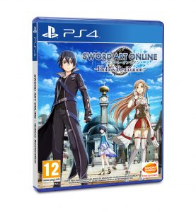 Sword Art Online: Hollow Realization - Recensione