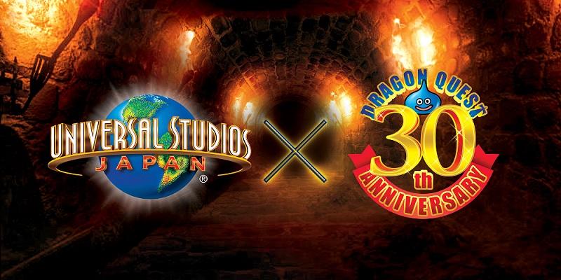 Universal Studios Japan ospiterà attrazioni a tema DRAGON QUEST