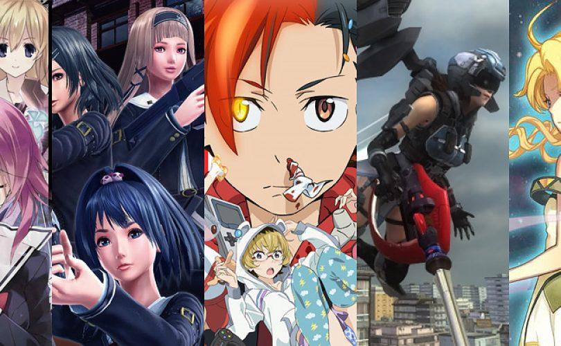 5 nuovi videogiochi giapponesi in arrivo in Europa secondo 4U2Play
