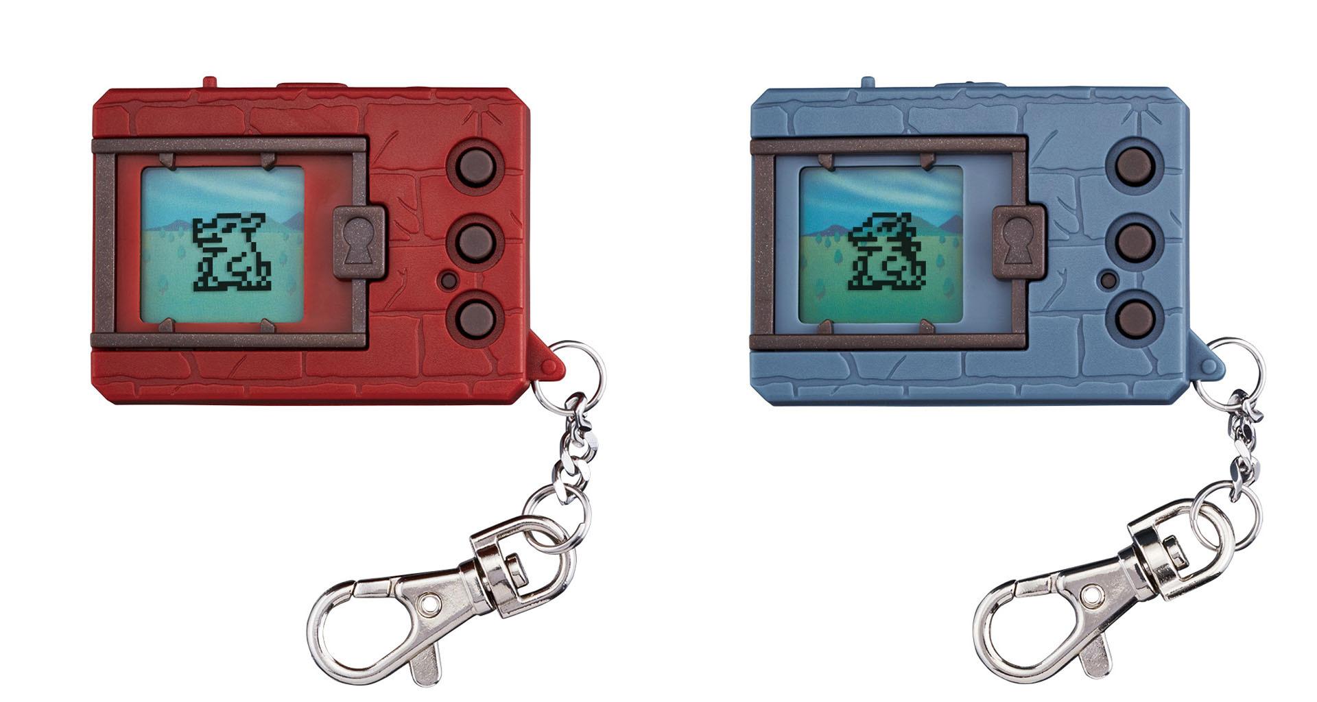 Digimon Virtual Pet 20th Anniversary