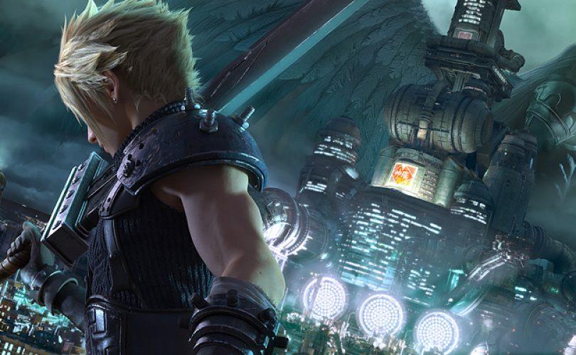 FINAL FANTASY VII Remake / Universal Studios Japan