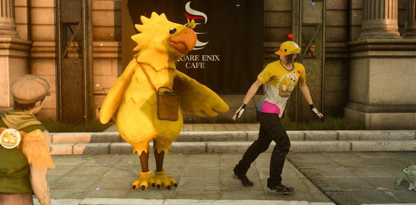 FINAL FANTASY XV: Moogle Chocobo Carnival