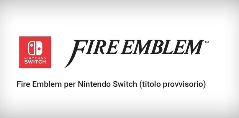 Fire Emblem Nintendo Switch