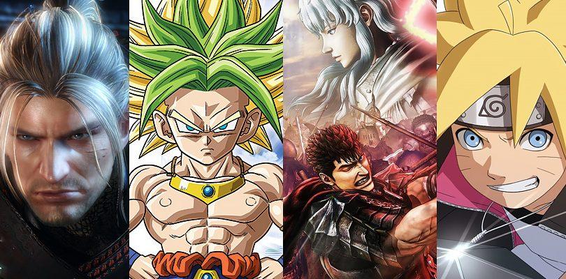 Videogiochi giapponesi in uscita: febbraio 2017