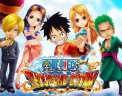 ONE PIECE THOUSAND STORM