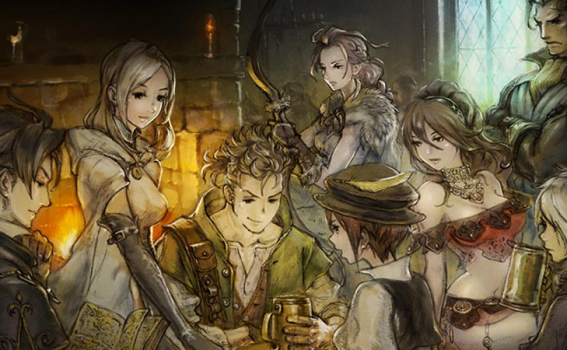 SQUARE ENIX / Project Octopath Traveler