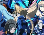 Azure Striker GUNVOLT: The Anime - INTI CREATES
