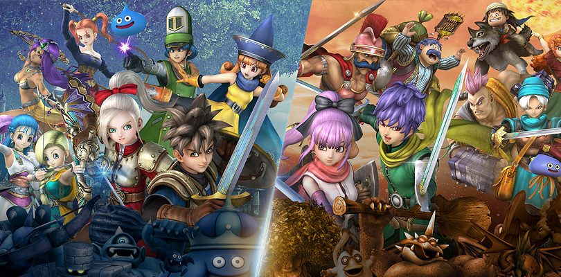 DRAGON QUEST HEROES I-II