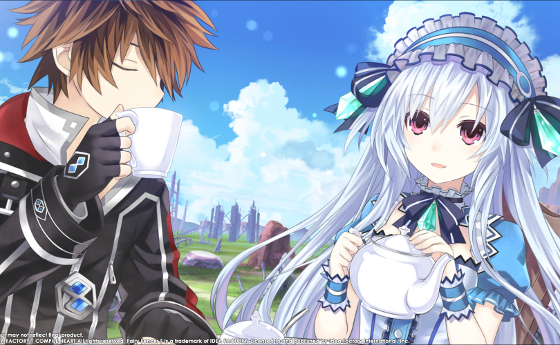 fairy fencer f: ADVENT DARK FORCE