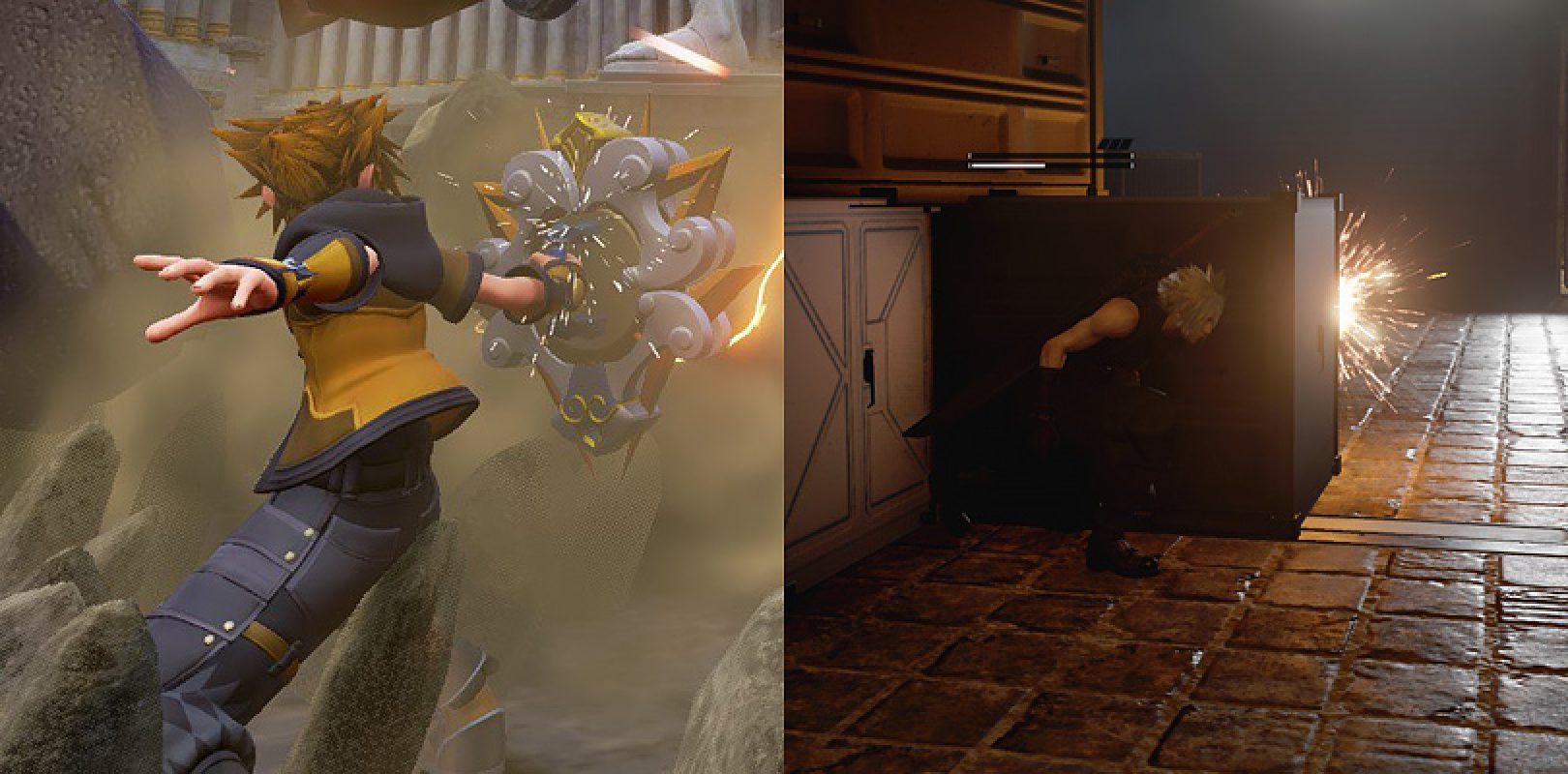 Final Fantasy VII incontri