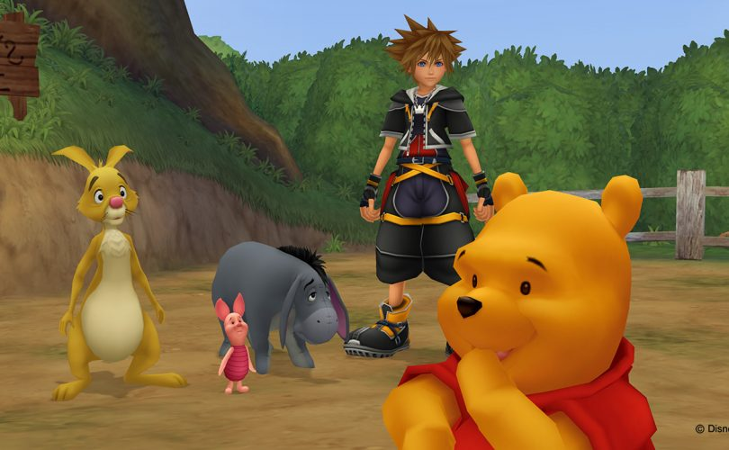 KINGDOM HEARTS HD 1.5 + 2.5 ReMIX e 2.8 Final Chapter Prologue sono disponibili su Xbox One