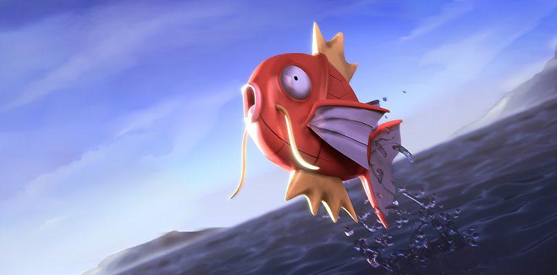 Splash! Magikarp / Pokémon: Magikarp Jump
