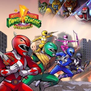 Mighty Morphin Power Rangers: Mega Battle - Recensione