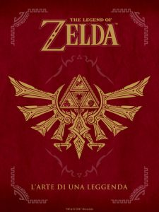 The Legend of Zelda: L'Arte di una Leggenda in Italia grazie a Salani