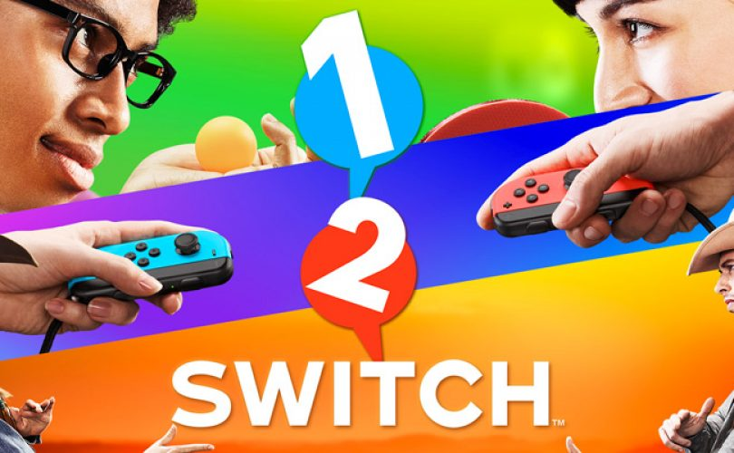 1-2 Switch - Recensione