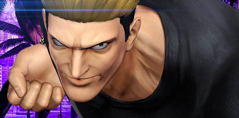 THE KING OF FIGHTERS XIV - Ryuji Yamazaki