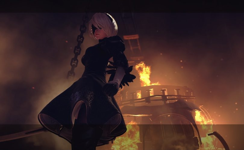 Nier: Automata Game of the YoHRa Edition