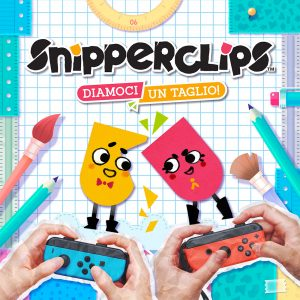 Snipperclips – Diamoci un taglio! - Recensione