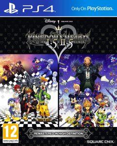 KINGDOM HEARTS HD 1.5 + 2.5 ReMIX - Recensione