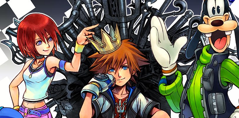 KINGDOM HEARTS HD 1.5 + 2.5 ReMIX - Recensione