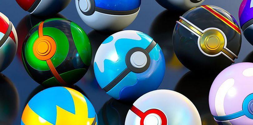Poké Ball esclusive Premium Bandai