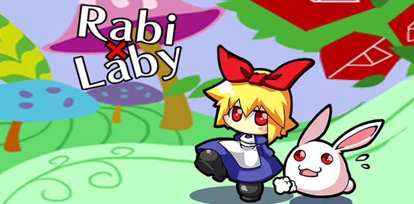 Rabi Laby: Puzzle Out Stories
