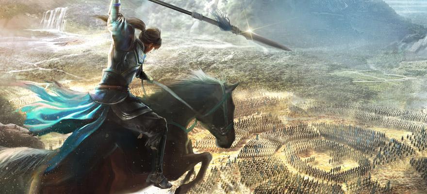 DYNASTY WARRIORS 9 / KOEI TECMO GAMES - Yu Jin