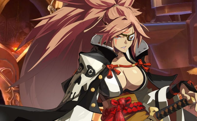 GUILTY GEAR Xrd REV 2 - Baiken