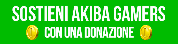 Supporta Akiba Gamers
