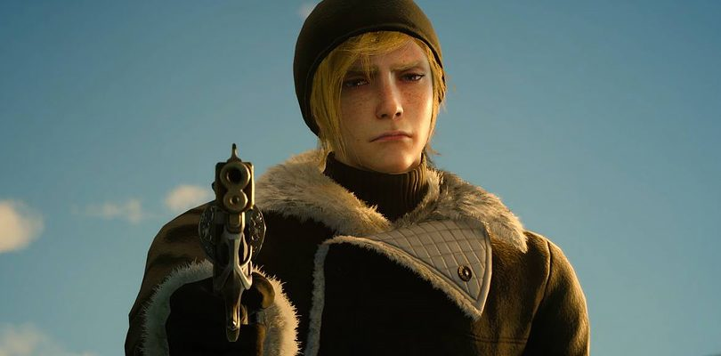 FINAL FANTASY XV: una data per Episode Prompto
