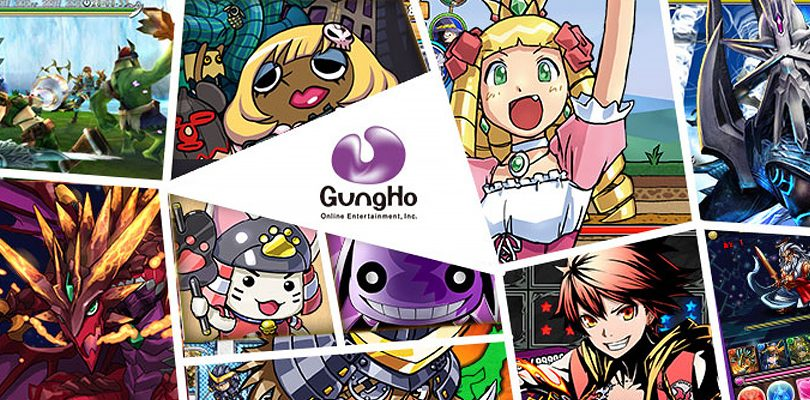 GungHo Online Entertainment