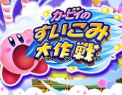 Kirby's Blowout Blast – la data di uscita europea
