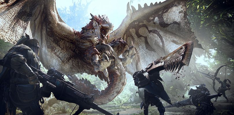 Monster Hunter: World / CAPCOM / open beta