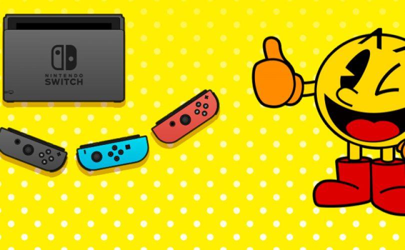 NAMCO MUSEUM per Nintendo Switch: la data europea