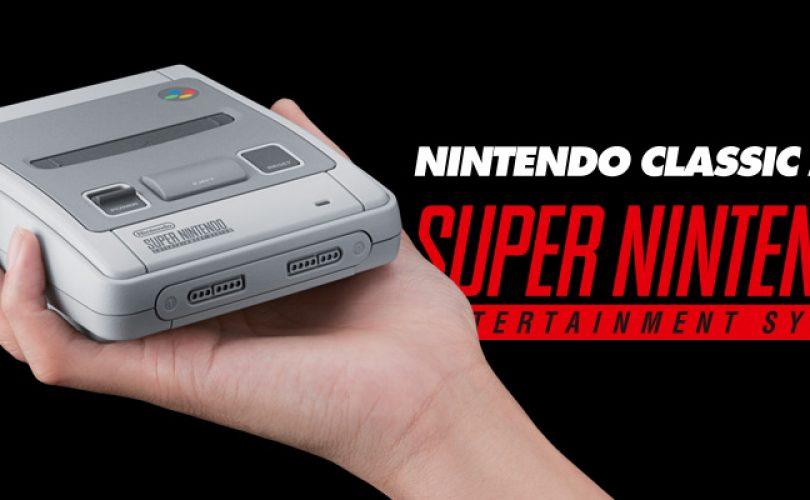 Nintendo Classic Mini Super NES / SNES Classic Mini
