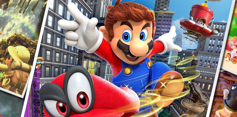 SUPER MARIO ODYSSEY / Nintendo