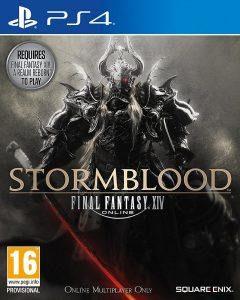 FINAL FANTASY XIV: STORMBLOOD - Recensione