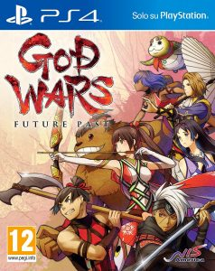 GOD WARS Future Past - Recensione