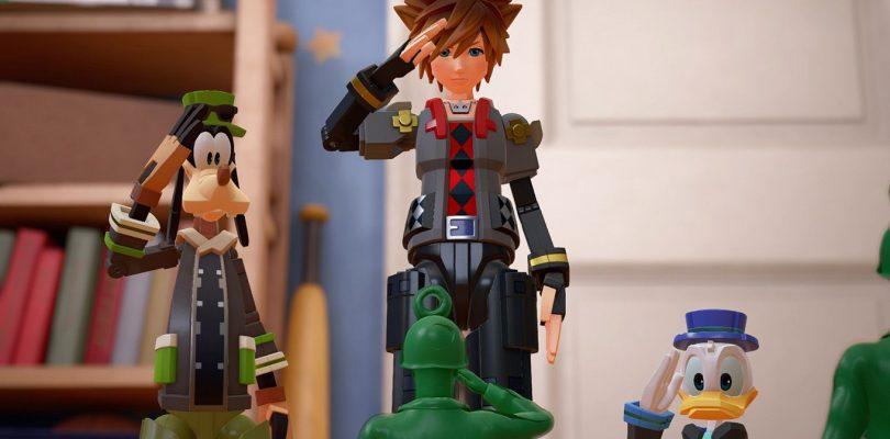 KINGDOM HEARTS III - Toy Story