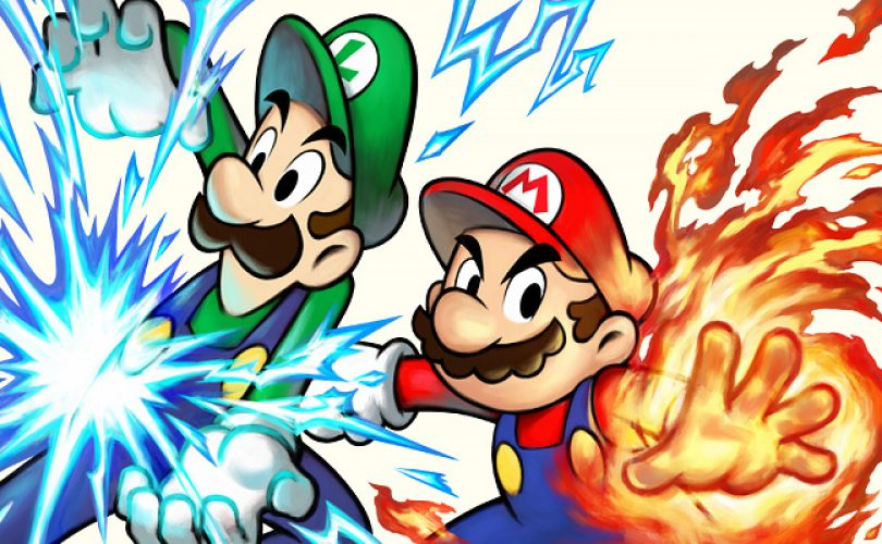Mario & Luigi Superstar Saga - Anteprima