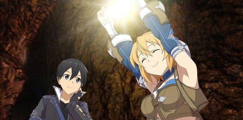 Sword Art Online: Hollow Realization per Switch riceve un nuovo trailer
