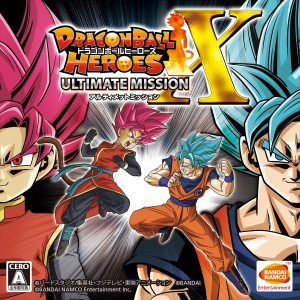Dragon Ball Heroes: Ultimate Mission X – Recensione